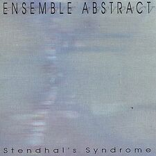 Audio CD Stendhal's Syndrome - Ensemble Abstract - Free Shipping