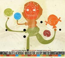 Acrobat: Music For And By Dmitri Shostakovich - Michael Bates (2012) NEU CD
