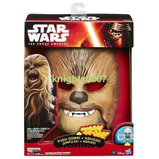 Star Wars The Force Awakens Chewbacca Mask Electronic Voice A86r Gifts Fun