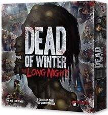 Dead Of Winter The Long Night Board Game Expansion Plaid Hat Games PHG1001