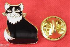 Cat Lapel Hat Cap Tie Pin Badge Animal Lovers Brooch Gift Souvenir