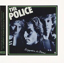 POLICE-REGGATTA DE BLANC-JAPAN MINI LP PLATINUM SHM-CD