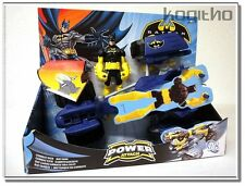 Batman The Dark Knight Rises Power Attack Combat Kick Bat-Tank Fahrzeug Modell