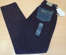 Cotton Regular Length Coloured Jeans ARMANI for Men