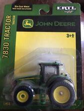 Ertl 1/64 Die Cast Farm Toy John Deere 7830 Tractor