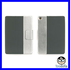 GRIFFIN Turnfolio protective folio with landscape & portrait, iPad Air 2, Nickel