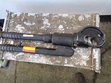 Burndy Y35 Hydraulique Sertissage Outil de Sertissage Pince à sertir pour Y 35