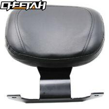 Motorcycle Seat Backrest Sissy Bar Luggage Rack Pad For SUZUKI M109R
