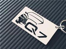 AUDI Q7 Delante LLAVERO SCHLÜSSELRING Llavero Llavero quattro SUV S LINE TDI