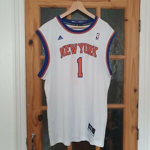 ADIDAS NBA NY Knicks #1 STOUDEMIRE Jersey Size Large