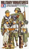 Tamiya 35212 German Soldiers at Field Briefing 1/35 scale kit