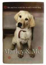 Marley and Me by John Grogan (2005, HC) - Free Shipping