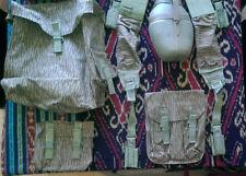 East German/DDR/NVA soldier field webbing/pouch bundle (6 pieces)