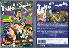 Tano da Morire (1997) DVD NUOVO Ciccio Guarino, Enzo Paglino, Nino D'Angelo