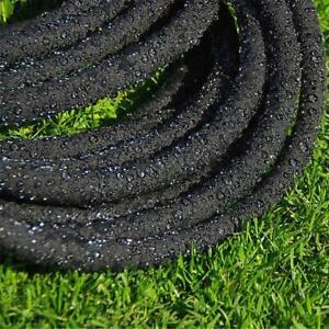 15m 30m Porous Soaker Hose Irrigation Watering Feed Heavy Duty Lawn Plants