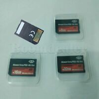 Camera Memory Stick MS Pro Duo Memory Card for Sony Game PSP Cybershot Camera