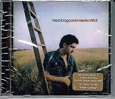 Alex Ubago   Aviones de Cristal    BRAND NEW SEALED  CD