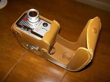 Vintage Kodak 8mm Brownie Movie Camera with Case