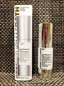 PETER THOMAS ROTH Un-Wrinkle Eye Concentrate 30ml/1oz. MRP $200 (Super-Size)