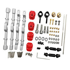 1:12 RC Drive Shaft Gears Front and Rear Housing Kit for MN45 MN96 MN99S Upgrade