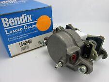 Bendix L55264M Right Front Disc Brake Caliper - Loaded With Semi Metallic Pads