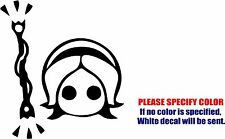 "Vinyl Decal Sticker - LEAGUE OF LEGENDS LUX Car Truck Bumper Window JDM Fun 6"""