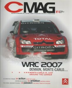 CMAG 4 C-MAG 4 CITROEN C4 WRC MONTE CARLO CITROEN C-CROSSER CITROEN JUMPY