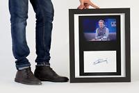 Nico Rosberg Autogramm Kopie und Foto 20x30 (A4)