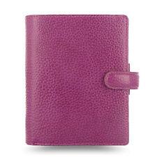 Filofax Pocket Size Finsbury Organiser Diary Raspberry Leather - 025342 Gift