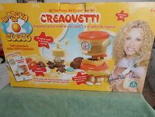 CREA OVETTI CREAOVETTI LA PROVA DEL CUOCO GIOCHI PREZIOSI  toys