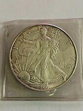 2001 Walking Liberty Silver Dollar