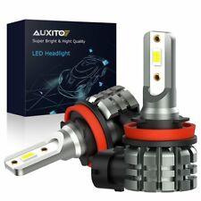 AUXITO H11 H8 H9 LED Fog Light 4000LM Kit Bulbs High Power 6000K 100W Headlight