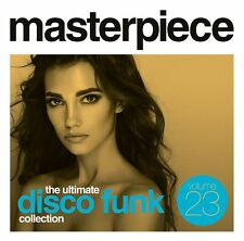 Masterpiece Vol. 23 - The ultimate disco funk collection  new cd ptg