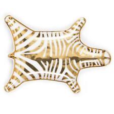 Jonathan Adler Zebra Stacking Dish, Gold