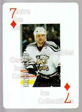 2011-12 Grand Rapids Griffins Playing Card #20 Michel Picard