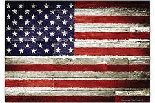 Kühlschrankmagnet Abenteurer Flagge USA