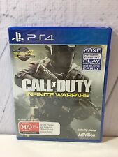 Call Of Duty Infinite Warfare PlayStation 4 PS4 GAME BRAND NEW SEALED