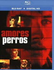 Amores Perros (Alejandro Gonzalez Inarritu) Blu-Ray (only viewed once)