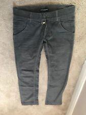 DOLCE AND GABBANA corde UOMO Jeans Taglia 44 ULTRA RARA autentico elemento di grande