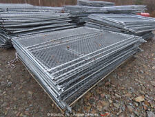 Jobsite Fencing (20) 8' Tall Panels Construction Fence (Lot 1 of 5 Lots) bidadoo