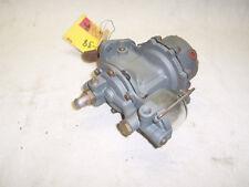 Rebuilt Fuel Pump: 1937 thru 38 Chrysler prod 6 cyl. Double diaphram - AC436