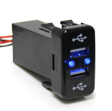 TOYOTA USB Dual OUTLETS PORTS Phone Charging Station