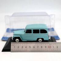 1/43 IXO Altaya IKA Estanciera 1965 Diecast Models Collection Miniature car