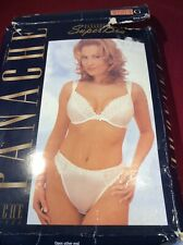 PANACHE SUPERBRA, 34G, white, style 4240, with tags