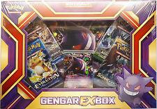 Gengar EX - Box - Frühjahr 2017 - Pokemon - Deutsche Ausgabe - Neuwertig - OVP