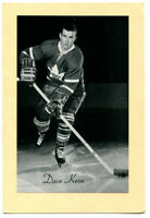 1945-64 Beehive Group 2 Dave Keon Card Toronto Maple Leafs Nice Clean