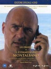 IL COMMISSARIO MONTALBANO STAGIONE 04  4 DVD  COFANETTO