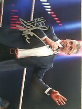WWE SHANE MCMAHON 8X10 signed autographed photo