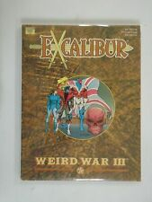 Excalibur Weird War III GN 4.0 VG (1990)