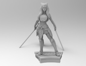 3D printed Ahsoka_Tano + worldwide Free Shipping